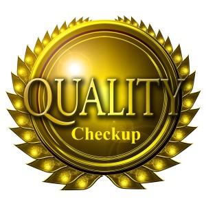 Quality Checkup Logo